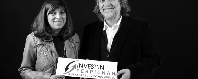 Portrait des dirigeants de l'IDEM Christine Rey et Pierre Roca